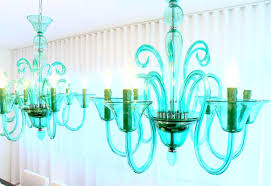 Turquoise Glass Pendant Light Chandeliers Green Glass Pendant Light Shades Vintage Green Glass