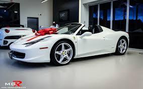 Ferrari 458 Italia White - ferrari 458 italia convertible wallpaper widescreen 17803 white