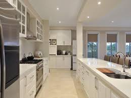 modern galley kitchen ideas galley kitchens open on both sides yahoo image search results