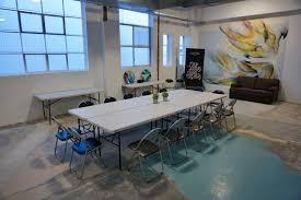 venue hire work shop