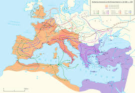 Blank Map Of Roman Empire by 431 Best Geography Historical Geography Images On Pinterest