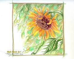sunflowers search results mish mash art