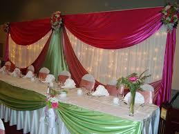 wedding backdrop frame elaborate backdrops
