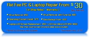 Laptop Repair Cost Estimate by Computer Services Computer And Laptop Repair In Palm