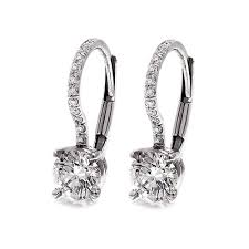 diamonds earrings everyday diamond earrings leverback diamond earrings jewelry