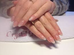 the 25 best natural acrylic nails ideas on pinterest acrylic