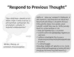 sample of synthesis essay beyond the essay iii center for teaching vanderbilt university poster responding