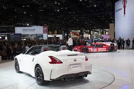 nissan 370z nismo engine meet nissan u0027s 370z nismo roadster lowyat net cars