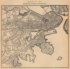 Maps Boston by File 1880 Boston Horse Railroads Map Jpg Wikimedia Commons