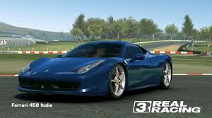 car ferrari 458 ferrari 458 italia real racing 3 wiki fandom powered by wikia