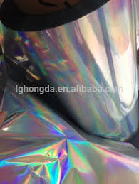 holographic gift wrap made in china holographic 3d hologram gift wrap transparent