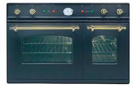 forni e piani cottura da incasso forno a gas doppio da incasso nostalgie d900n vg ilve