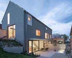 doppelhaus architektur fabi architekten bda regensburg sufficient