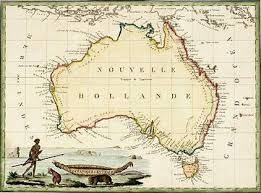 map od australia maps of australia see how australia was explored