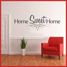 home wall designs wall decals quotes about home with wall stickers about