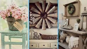 diy vintage u0026 rustic shabby chic style room decor ideas