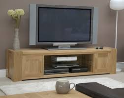 Design For Oak Tv Console Ideas Wood Tv Cabinets Uk