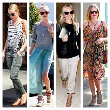 celebrity style inspiration kate bosworth sass and the city