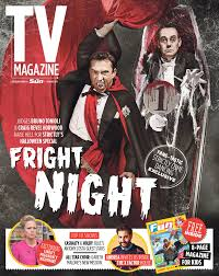 preview of bruno tonioli in sun tv magazine u0027s exclusive halloween