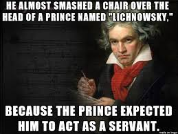 Beethoven Meme - fun facts about ludwig van beethoven album on imgur