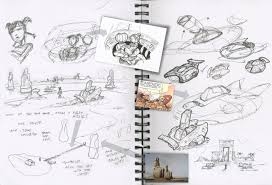 sketchbook research the nathan project