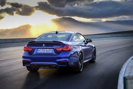 modified bmw m4 presenting the limited run bmw m4 cs