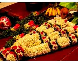 flower garland for indian wedding flowers and south indian weddings theknotstory