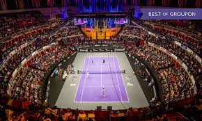 Royal Albert Hall Floor Plan Champions Tennis London Groupon