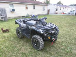 outlander 1000 owners check in page 98 can am atv forum