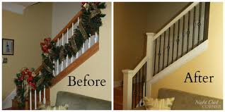 Wrought Iron And Wood Banisters Stair Good Home Interior Design Ideas Using Black Wrought Iron