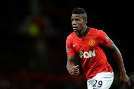 Manchester United Wilfried Zaha Opens Up On His Time At Manchester United Croydon