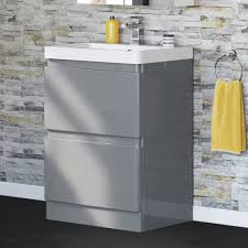 grey gloss bathroom wall cabinet best cabinet decoration
