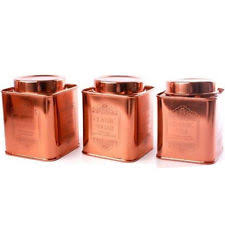 copper canisters kitchen copper kitchen canisters jars ebay