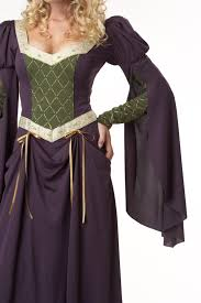 spirit halloween times women u0027s medieval times lady in waiting noble halloween costume