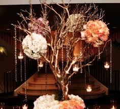 Tree Centerpiece Wedding by Manzanita Tree Centerpiece Wedding Ideas Magazine Wedding