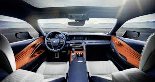 lexus corporate torrance world premiere of the all new lc 500h features next generation