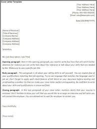 cover letter templates resume examples pinterest cover