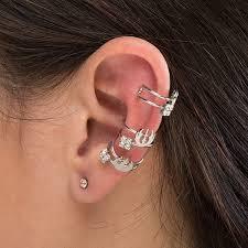 cuff ear wars ear cuff set of 3 thinkgeek