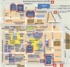 rutgers football parking map parking locations map commuter transit and parking services
