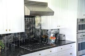 slate backsplash kitchen slate and glass tile backsplash granite cabinets kitchen slate and