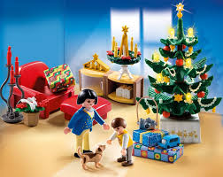 amazon com playmobil christmas room toys u0026 games
