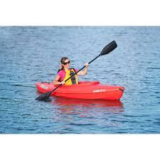Patio Heater Hss A Ss Parts by Sun Dolphin Aruba 8 U0027 Ss Sit In Kayak Walmart Com