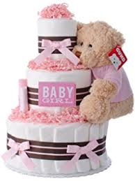 baby girl themes for baby shower cake pink monkey theme handmade by lil baby