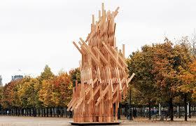 Temporary Temporary Pavilion Inhabitat Green Design Innovation