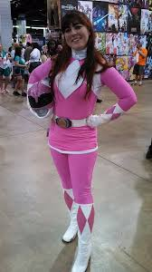 Loonette Molly Halloween Costumes Pink Power Ranger Costume Pink Power Rangers Pink Power