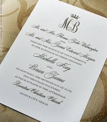 royal wedding cards royal wedding invitations custom save the dates unique wedding