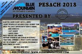passover programs pesach programs 2018 great kosher restaurants