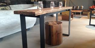 full size of sofa table legs awesome industrial bar height table
