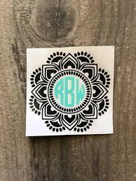 monogram car decal best 25 monogram stickers ideas on diy decorate phone