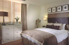 brown color combination bedroom the color combination of black and white and orange are